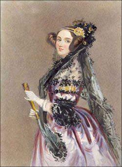 Ada Lovelace. Creadora del lenguaje de programacion ADA