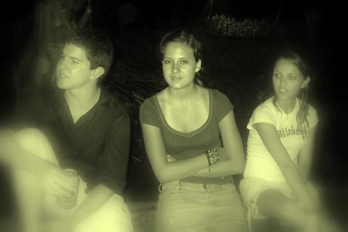David, Isa & Lisa