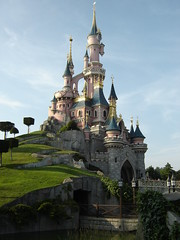 The Sleeping Beauty Castle