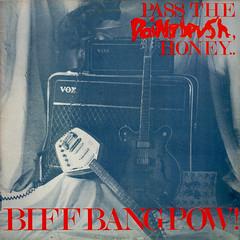 biff bang pow! | pass the paintbrush, honey...