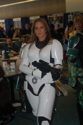 Comic Con 2006: Trooper Woman