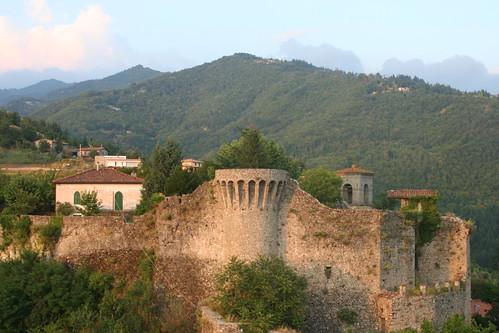 Fortezza di Castiglioni di Garfagnana