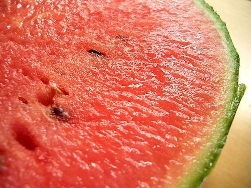 What Is a Yellow Watermelon Called?