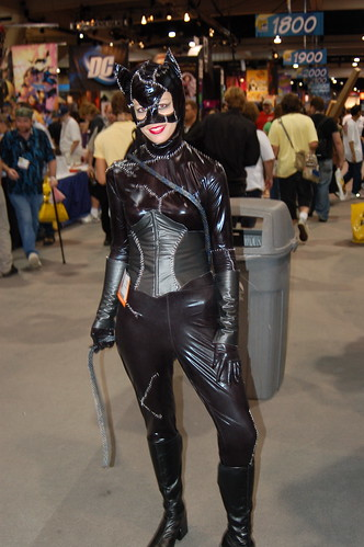 Comic Con 2006: Cat Woman