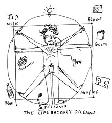 Vitruvian Mann (dgray_xplane) Tags: art sketch drawing drawings doodle merlin scrawl doodles 43folders visualization sketches merlinmann scribble scrawls lifehack visuallanguage lifehacker scribbling visualthinking vizthink visthink lkifehackersdilemma vizlang vislang
