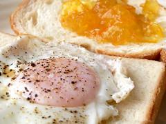 toast (yojimansan) Tags: food japan breakfast toast japanesefood