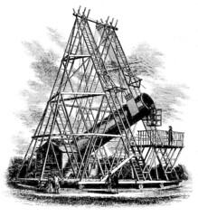 Herschel de 1'2 metros