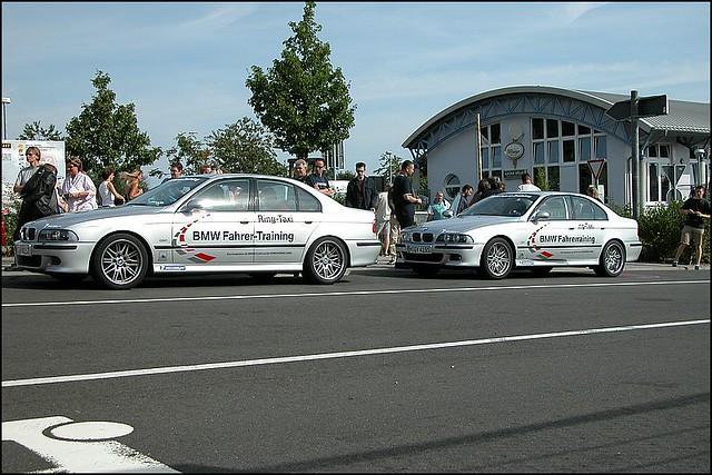 E39 Ring Taxis 2003