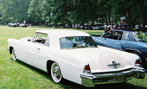 Lincoln Continental Mark II - Fourth of July, 2006, Montclair, NJ