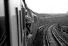 The trainspotter as hero. (Fray Bentos) Tags: train locomotive trainspotting britishrailways dieselhydraulic d1069westernvanguard