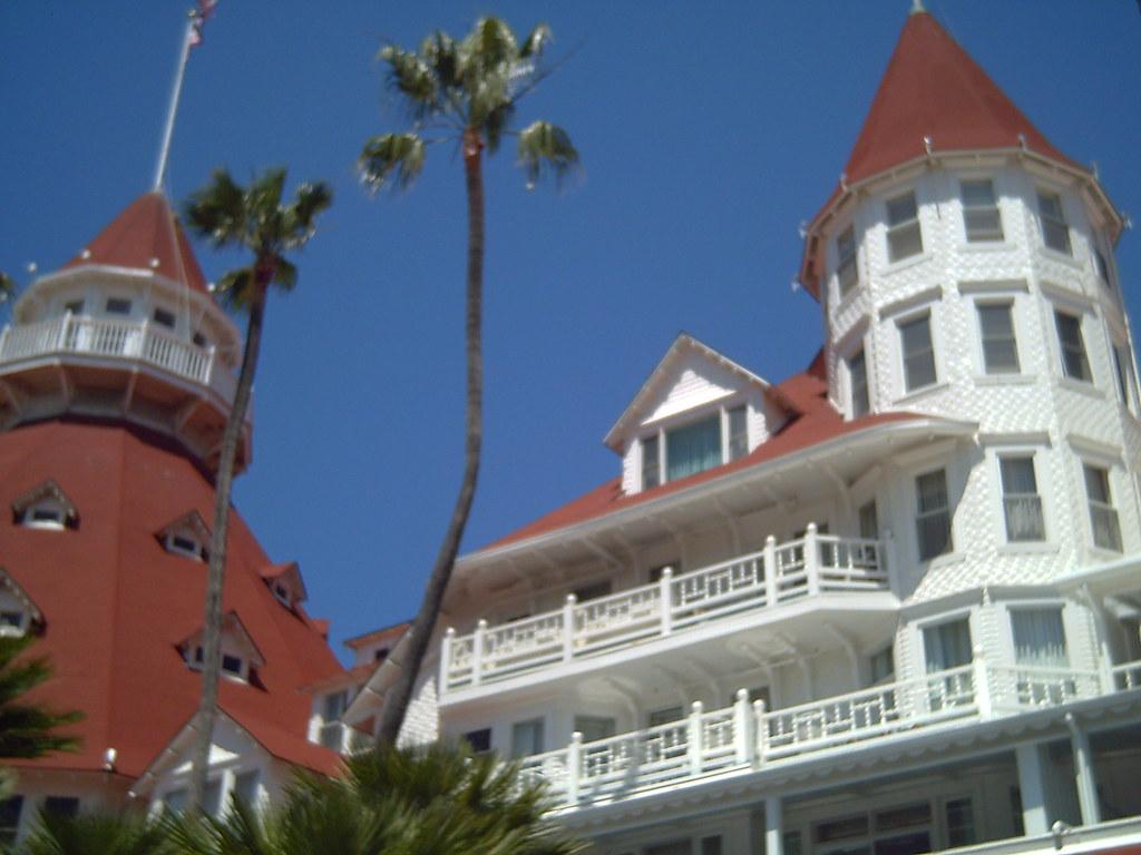 Hotel Del Coronado- San Diego, CA