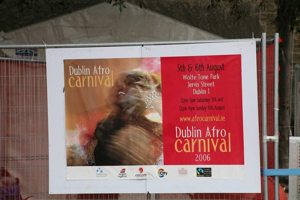 DUBLIN AFRO CARNIVAL