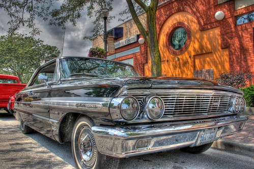 FORD GALAXIE HDR