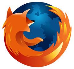 Logo actual Firefox