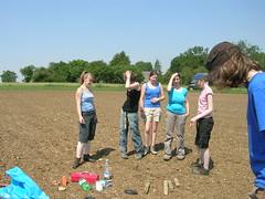 DSCN2727 (wickenpedia) Tags: archaeology sarah rachel julia stevie joe naomi wicken wwwwickenarchaeologyorguk