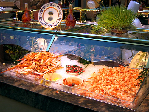 Le Village Buffet, Paris Las Vegas