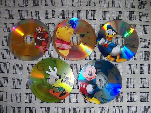 computer dvd disney dvdr accessory