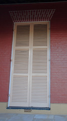 One window with shutters (yewenyi) Tags: window geotagged vent bricks sydney australia historic nsw shutters newsouthwales aus airvent ryde oceania auspctagged pctagged pc2112 geo:lon=151101961 geo:lat=3381613