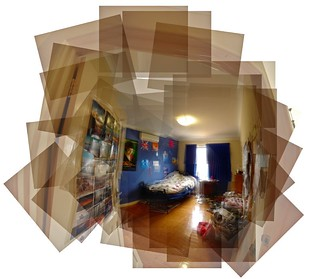 my fractured room