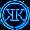 KK (mag3737) Tags: blue sign neon squaredcircle squircle kk kklogo kkfav xmetalparty