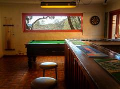 The bar at Glen Helen Resort, Central Australia (claustral) Tags: pub australia pooltable darts hdr northernterritory photomatix dxoopticspro i500 interestingness278 subtlehdr explore27aug06 auselite