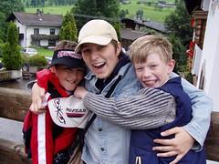 P1010445 (Jugendhotel Angerhof Wildschönau Tirol) Tags: 2 iii caritas gruppe teil ostwürttemberg