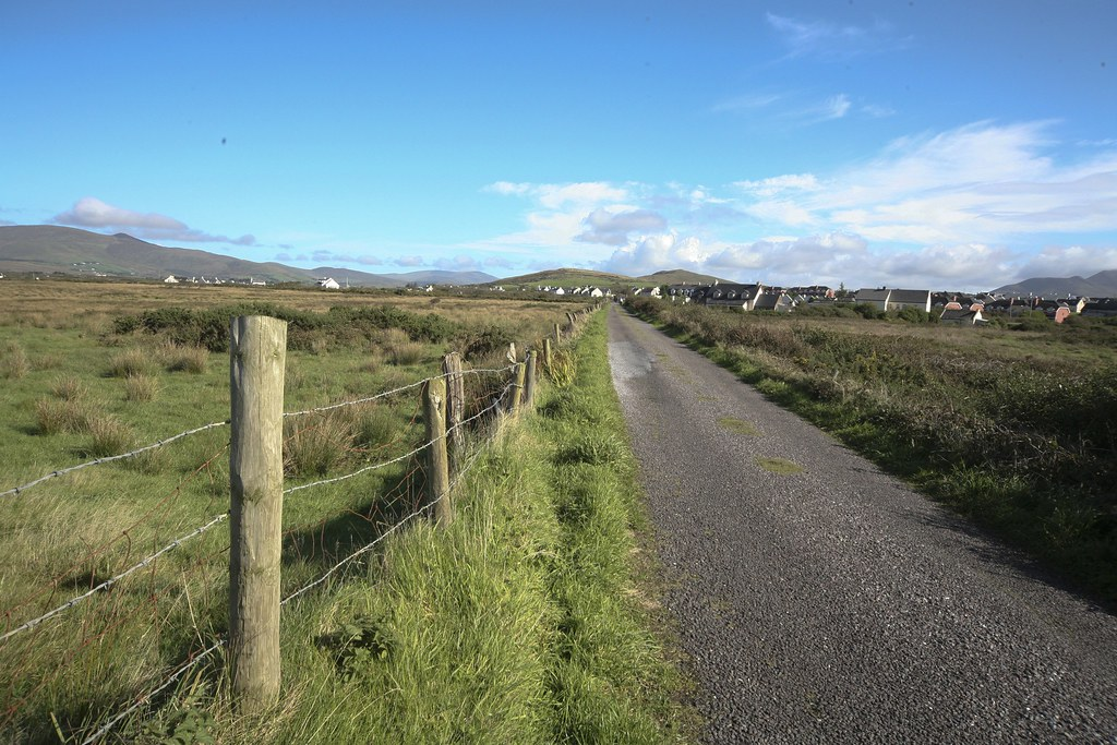 Country Road - Waterville, County Kerry