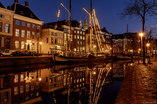 Nearly WinterWelVaart in Groningen