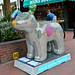 Brighton, Snow Dogs, Disco Dog By Natalie Guy