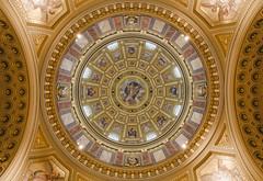 Szent István-bazilika (_LABEL_3) Tags: kuppel architektur sakral architecture ungarn budapest rotunde gesehen