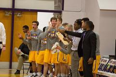 Men's Basketball 2016 - 2017 (Knox College) Tags: knoxcollege prairiefire men college basketball monmouth athletics sports indoor team basketballmen201736110