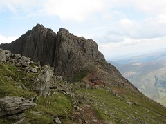 Crib Goch Pinnacles