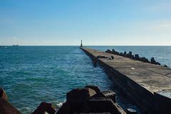 _MG_7186 (WayChen_C) Tags: sea dike