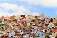 (Mateusz Mathi) Tags: las sky house colors architecture canon eos hill sigma gran 1770 canaria palmas mateusz niebo mathi 600d domy wzgrze wyspy kanaryjskie