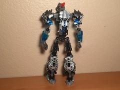 Trigon (xFlashDx) Tags: toy lego action technic figure bionicle 2015