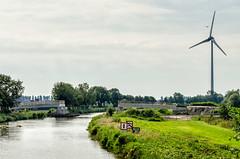 Nelson Mandela bridge (Herman1705) Tags: bridge brug alkmaar heerhugowaard omval n242 beverkoog
