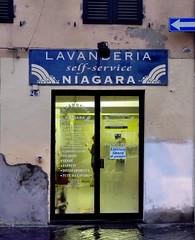 Lucca - Niagara (Martin M. Miles) Tags: italy lucca niagara laundry tuscany laundromat waschsalon laverie launderette toskana