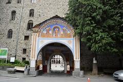 2015_Rila_4381 (emzepe) Tags: painting gate entrance scene monastery rila fresco augusztus bulgarie kapu 2015 bulgarien nyr     bejrat bulgria festmny kolostor jelenet fresk rilai