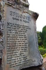 Epilogue to The Tempest (mademoisellelapiquante) Tags: uk england architecture shakespeare tudor warwickshire stratforduponavon newplace midlands thetempest nashshouse newplaceandnashhouse