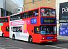 BJ03 EVV. (curly42) Tags: travel bus transport publictransport psv roadtransport 4466 dennistrident2 nationalexpresswestmidlands service97 bj03evv