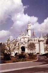 Sleeping Beauty Castle, December 1960 (Tom Simpson) Tags: castle vintage disneyland disney 1960s 1960 sleepingbeautycastle sleepingbeautyscastle vintagedisney