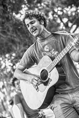 The Burdened (remofoto) Tags: california blackandwhite man us blackwhite singing unitedstates guitar   ranchopalosverdes