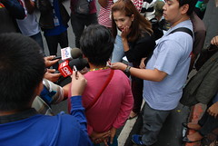 20150710-Protest for Mary Jane-063 (Lennon Ying-Dah Wong) Tags: mj philippines protest manila dfa pressconference departmentofforeignaffairs thephilippines       mjv  maryjaneveloso