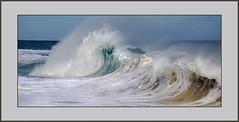 The Rage (cliff.kimura) Tags: hawaii surf honolulu sandys sandybeach