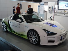 IAA 2015: Roding Roadster Electric (harry_nl) Tags: electric germany deutschland frankfurt siemens electriccar iaa roadster 2015 roding