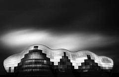 The Sage 2015, commended in Landscape Photographer of the Year (*K*aren) Tags: blackandwhite architecture newcastle landscape curves sage gateshead normanfoster northeast quayside thesagegateshead 2015 commended takeaview landscapephotographeroftheyear lpoty karenatkinsonphotography