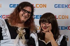 GeekGirlCon 2015 Photo Booth - 0087 (GeekGirlCon) Tags: seattle washington october photobooth geek conferencecenter alienbees fujixpro1 fuji35mmf14 ggc15 ggc2015