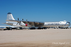 52-2827  convair B-36 Peacemaker  USAF (Keith Wignall) Tags: pima peacemaker usaf b36 convair