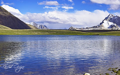 Shimshal Lake | Pamir (Fareed Gujjar - Next Mount Everest April 14) Tags: autumn pakistan lake beautiful scenery north hunza farid pamir fareed ghizer skardu phandar gupis mashabrum shimshalpass faridgujjar fareedgujjar mangliksar northeran