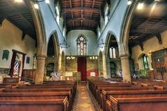 All Saints Church, Bakewell, Derbyshire. (MarkWoods2) Tags: derbyshire bakewell allsaintschurch